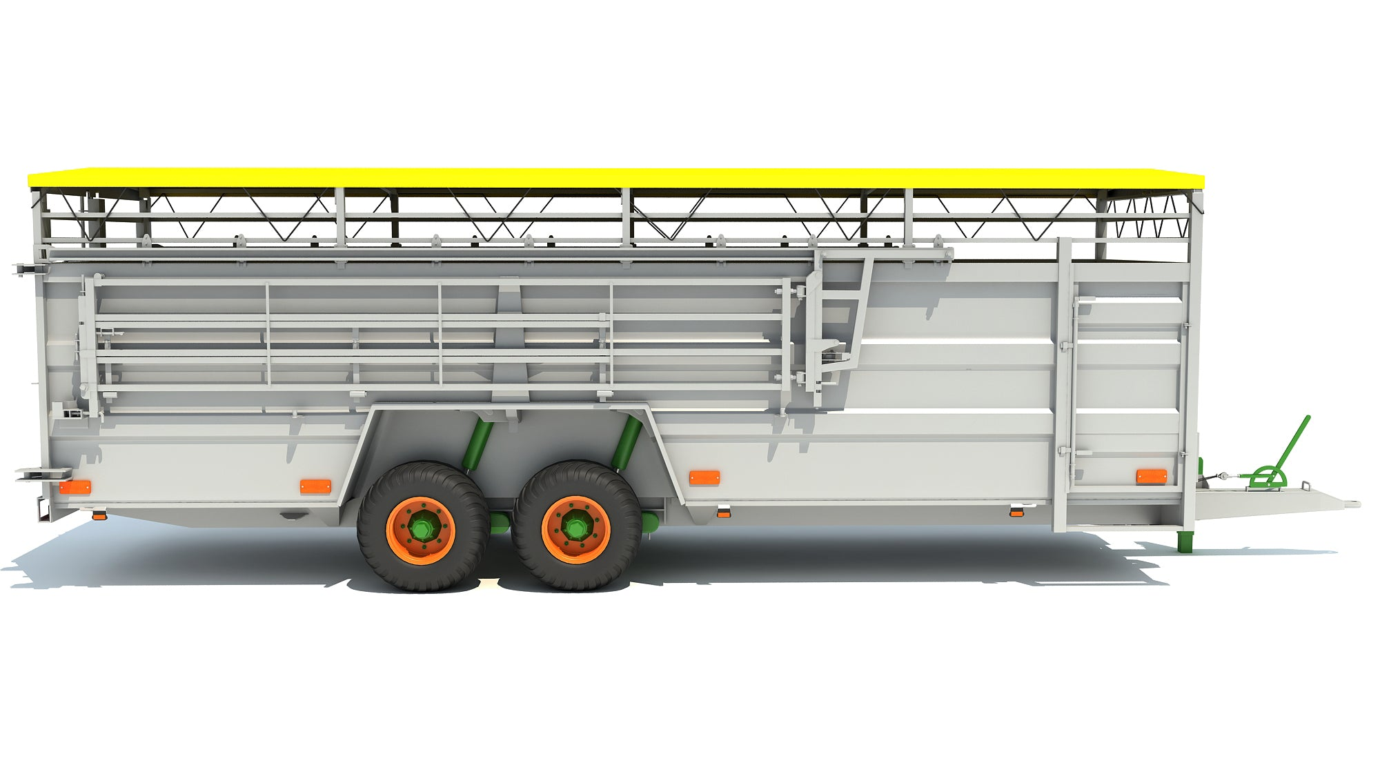 Cattle Animal Trailer