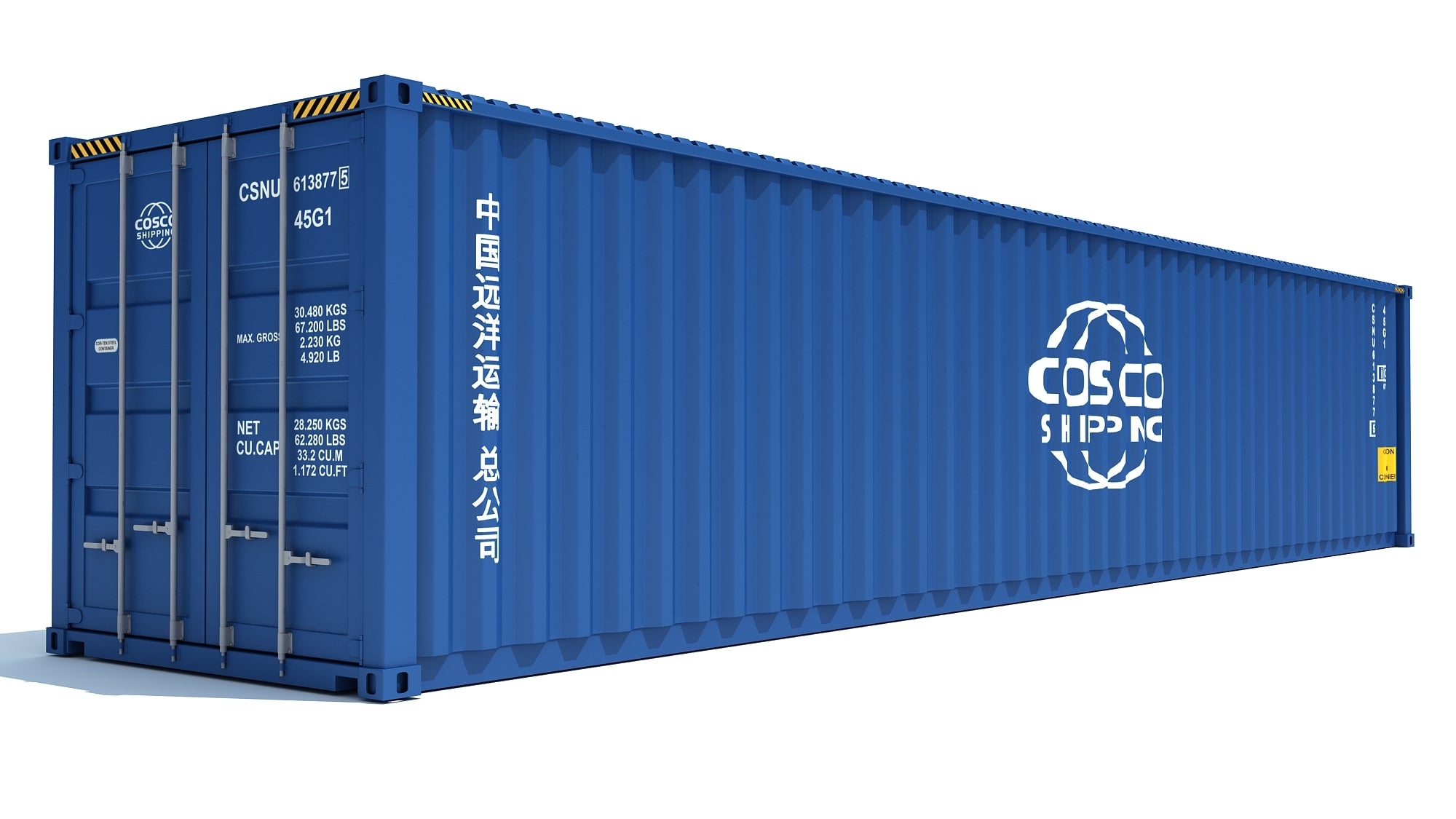 Shipping Container COSCO