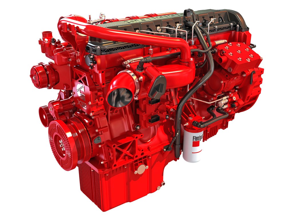 Cummins X12 Heavy-Duty Truck Engine