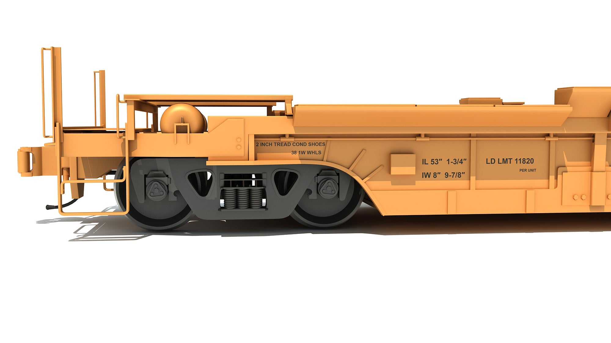 Double Stack Railcar