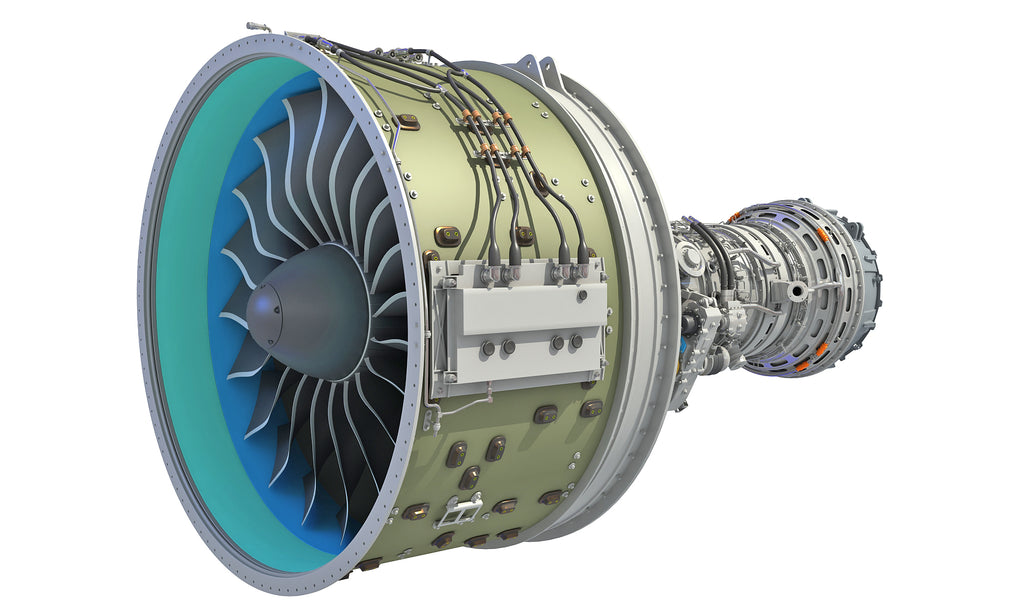 Geared Turbofan Engine GTF