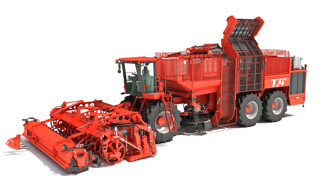 Holmer Potatoes Sugar Beet Harvester