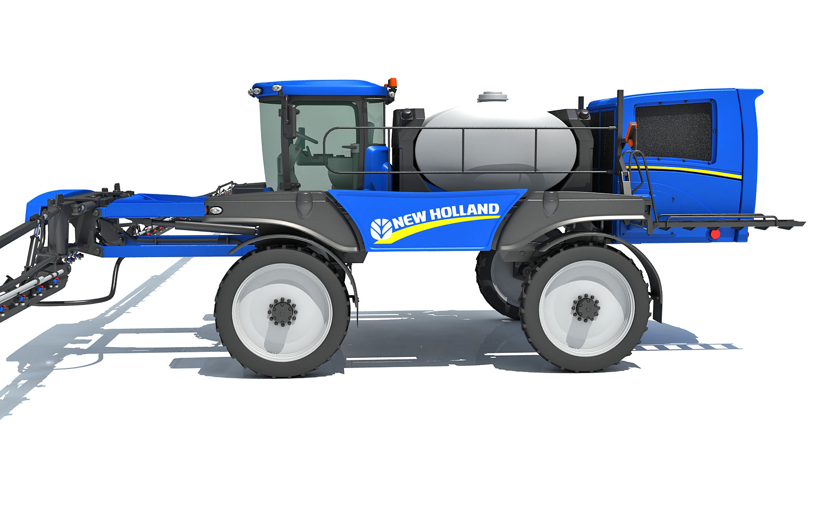3D Models - Guardian Sprayer