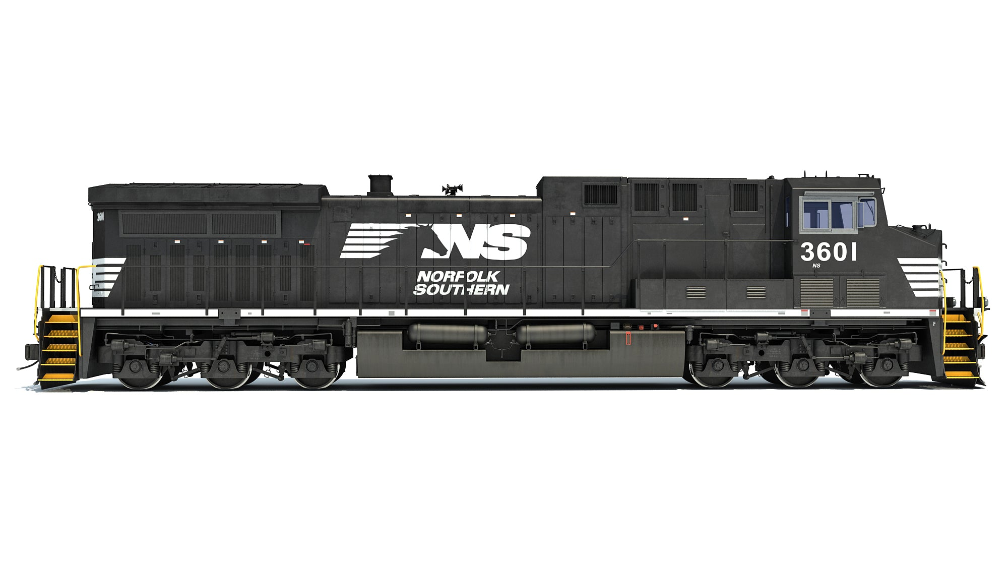 Norfolk Southern Locomotive