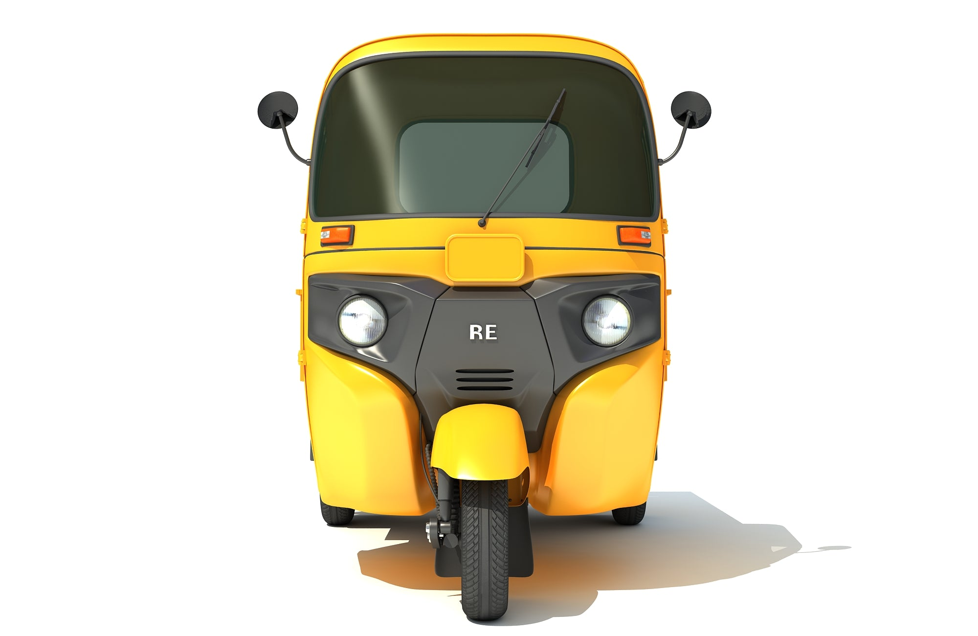 Mini Truck Pick Up Rickshaw