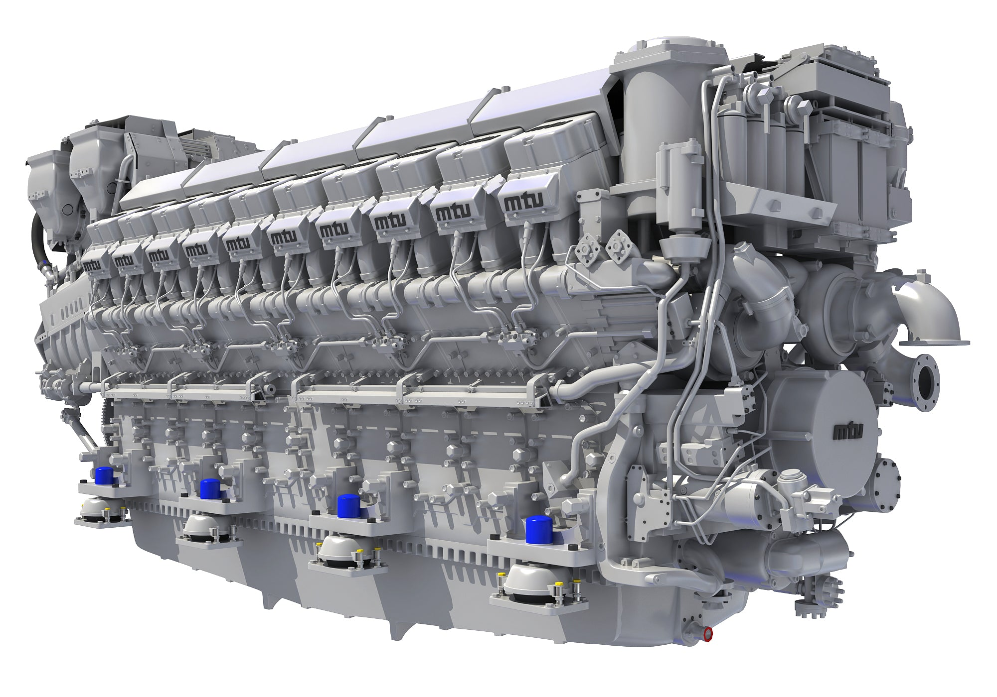 Propulsion Engine 3D Models