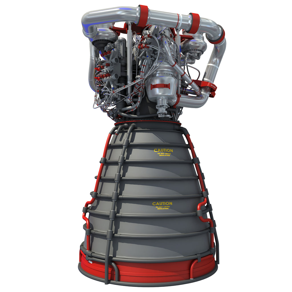 RS-25 Space Shuttle Engine