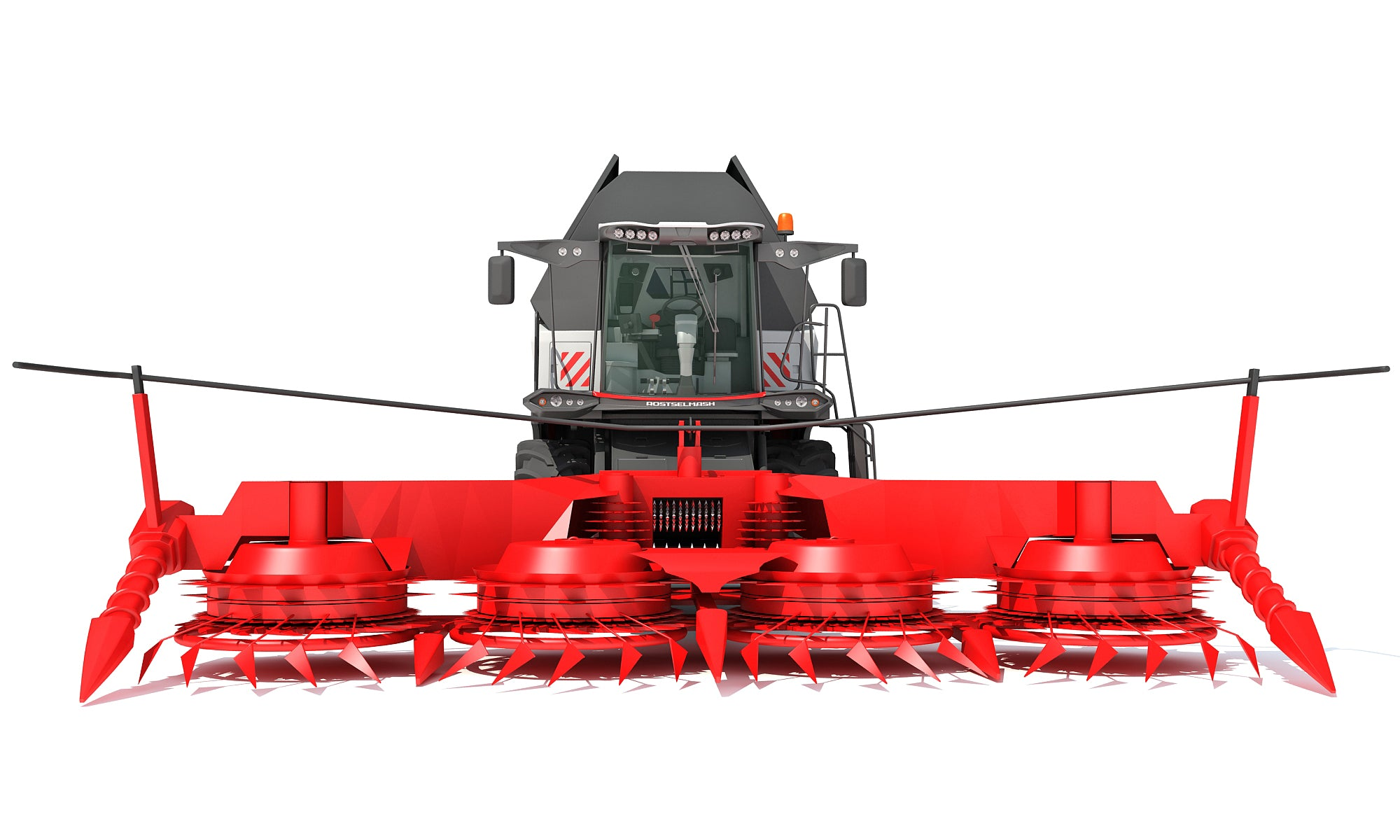 Forage Harvester Combine