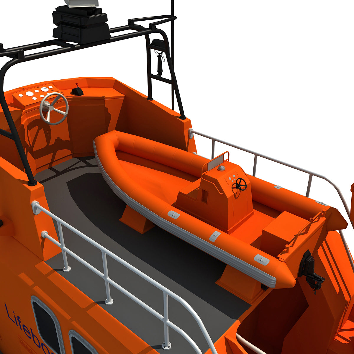 Severn Class Lifeboat