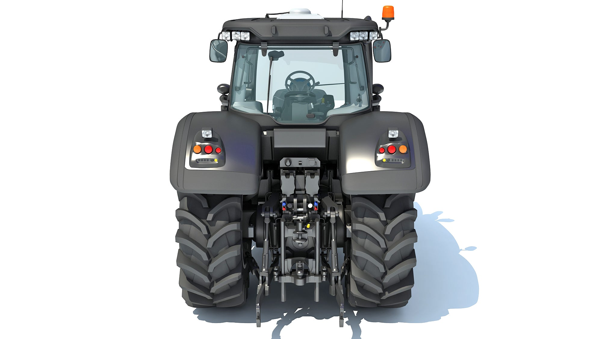 Valtra Tractor S4 Series