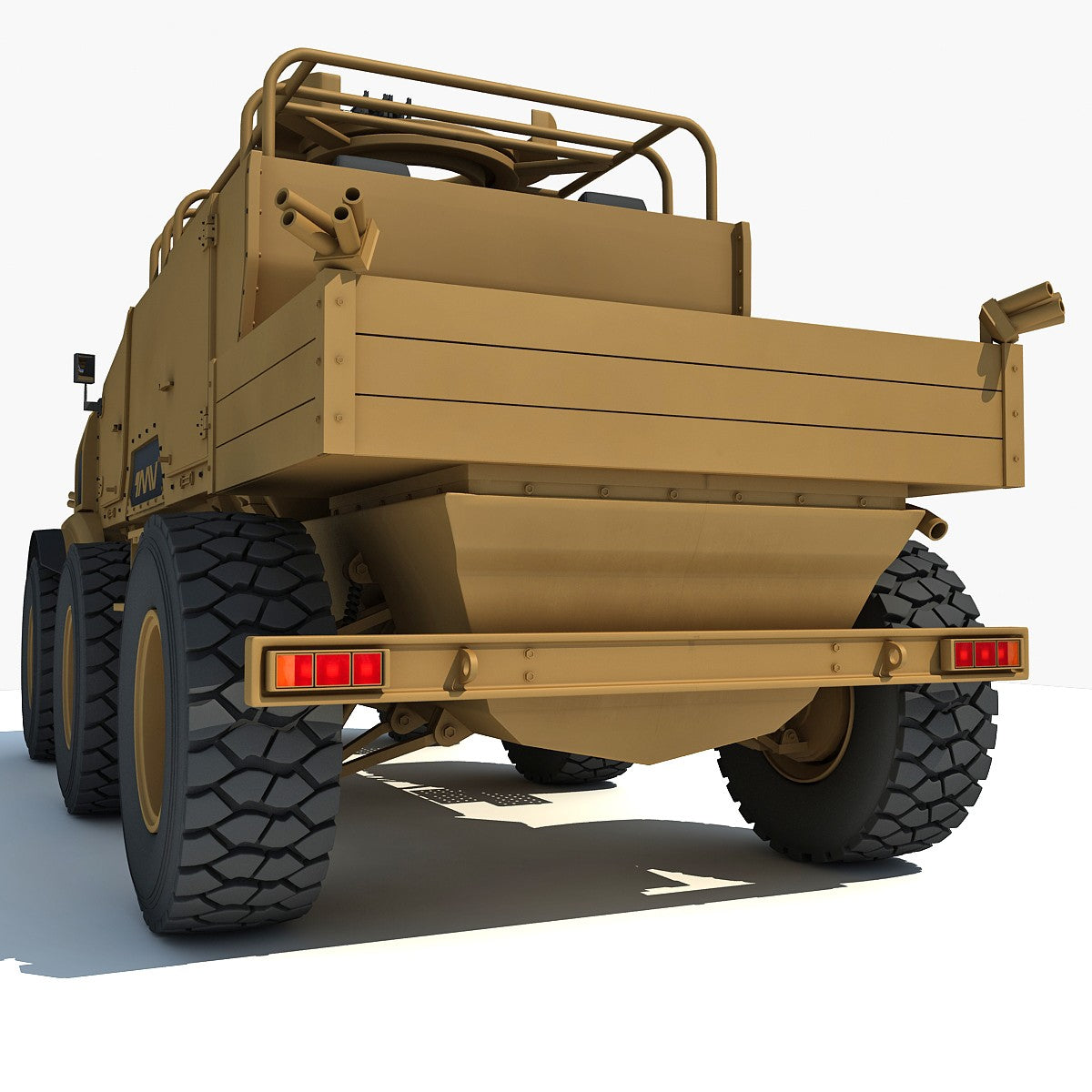 Military Vehicle 3D Models