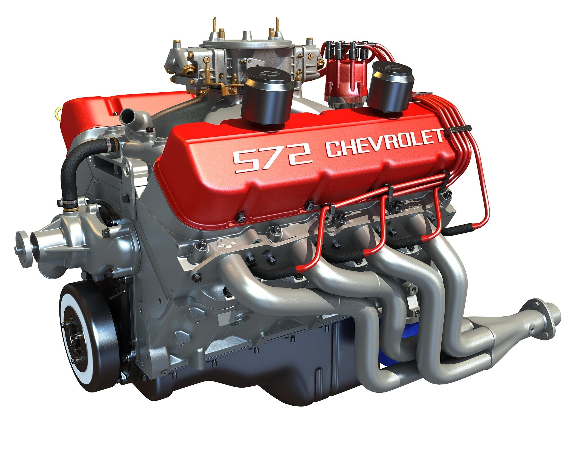Chevrolet Big Block Crate Engine