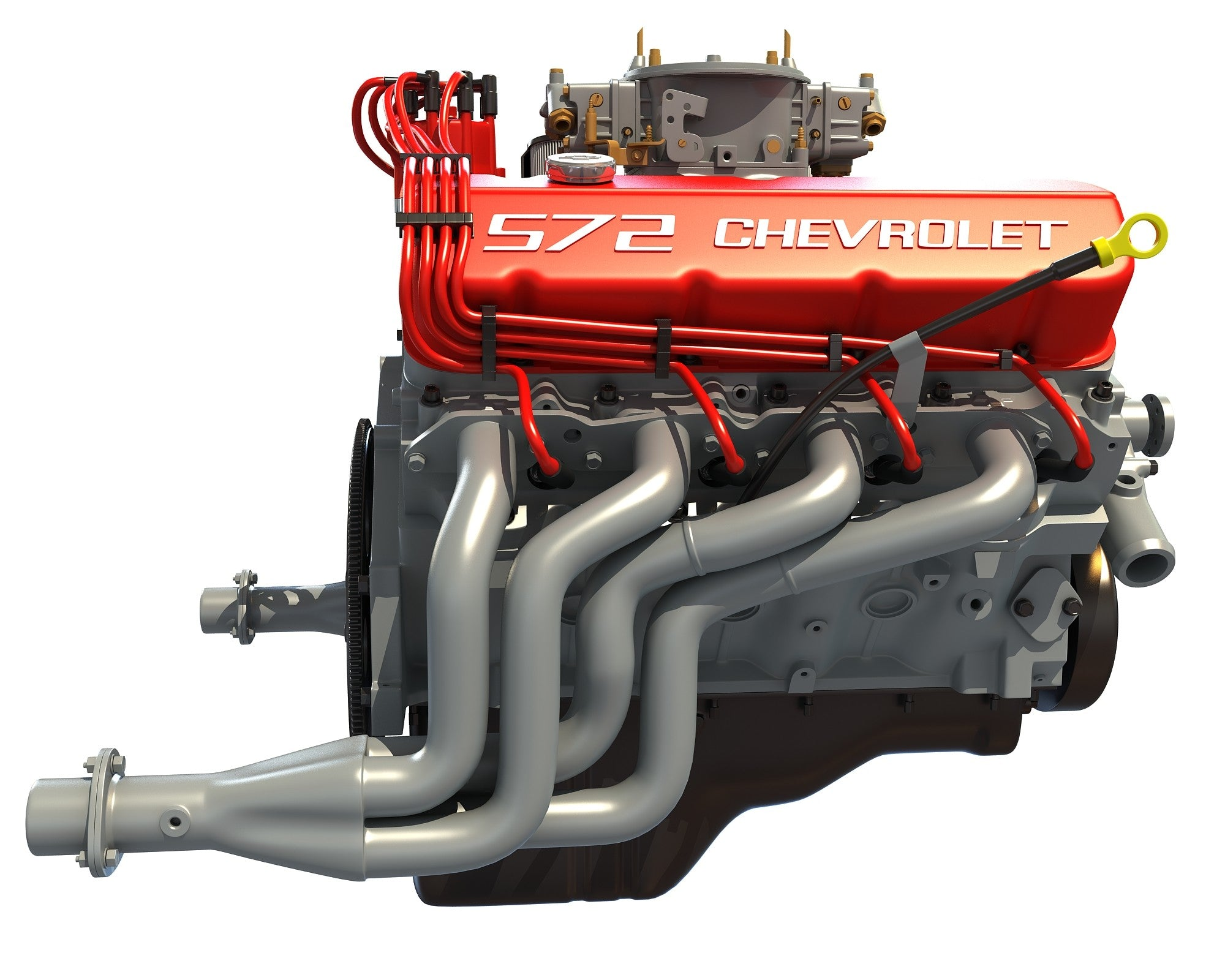 Chevrolet BigBlock Deluxe Crate Engine