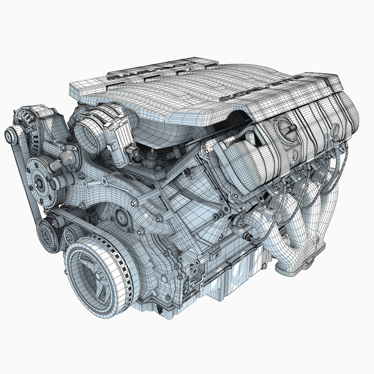 3D Models Engines