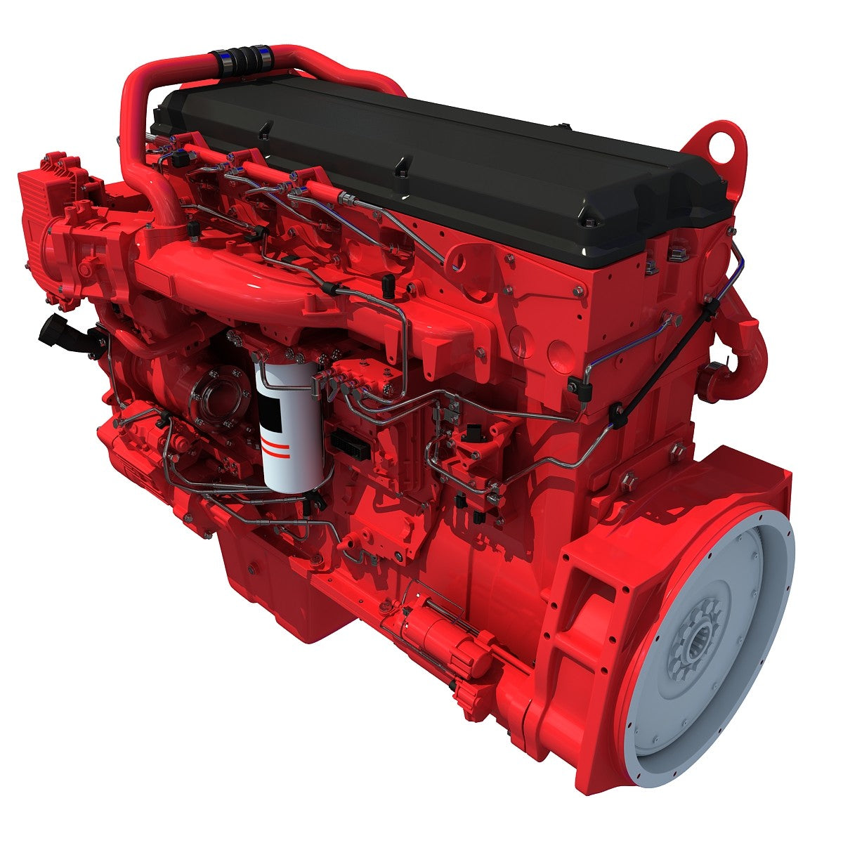 Cummins 3D Engine Models