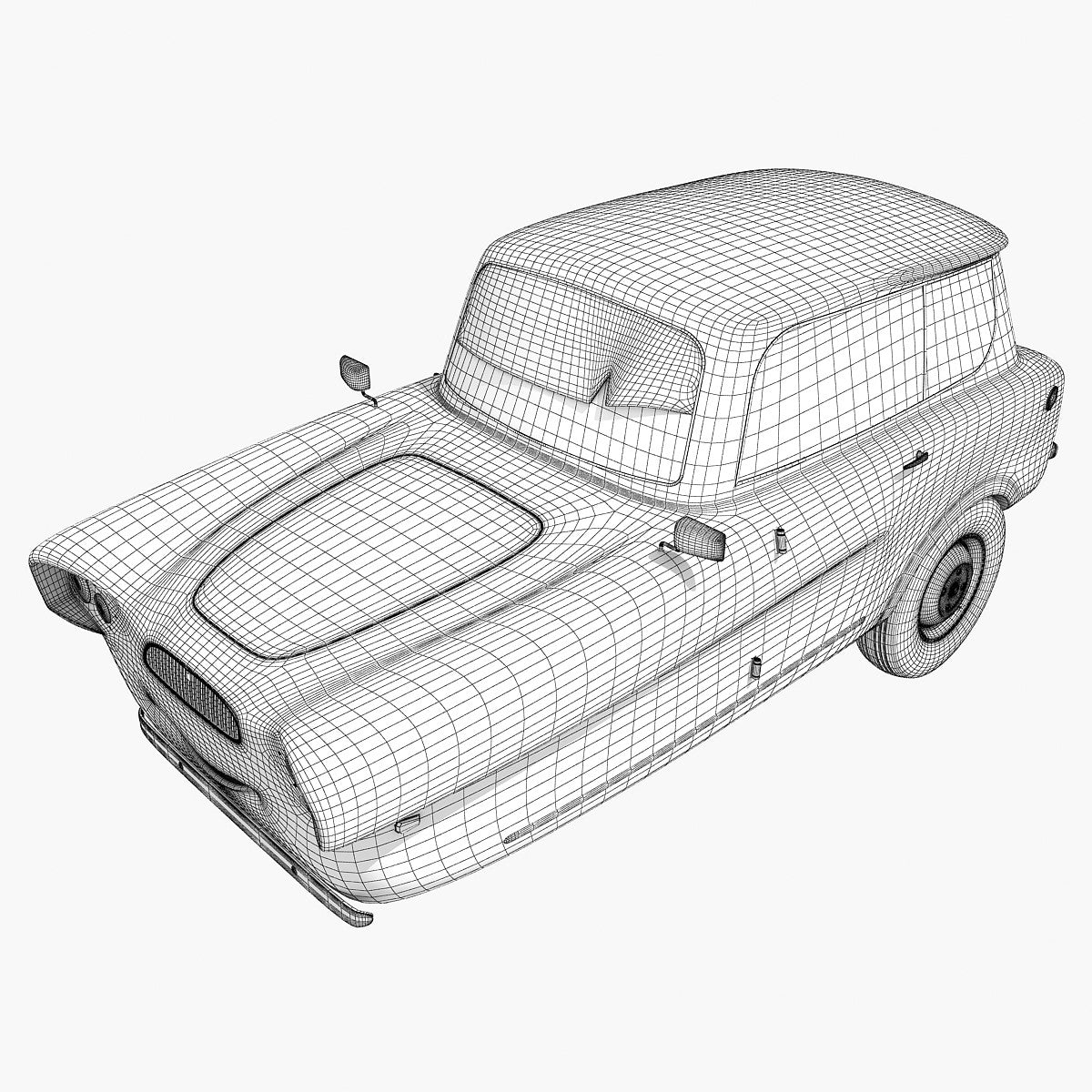 Disney Pixar Cars 2 3D Models