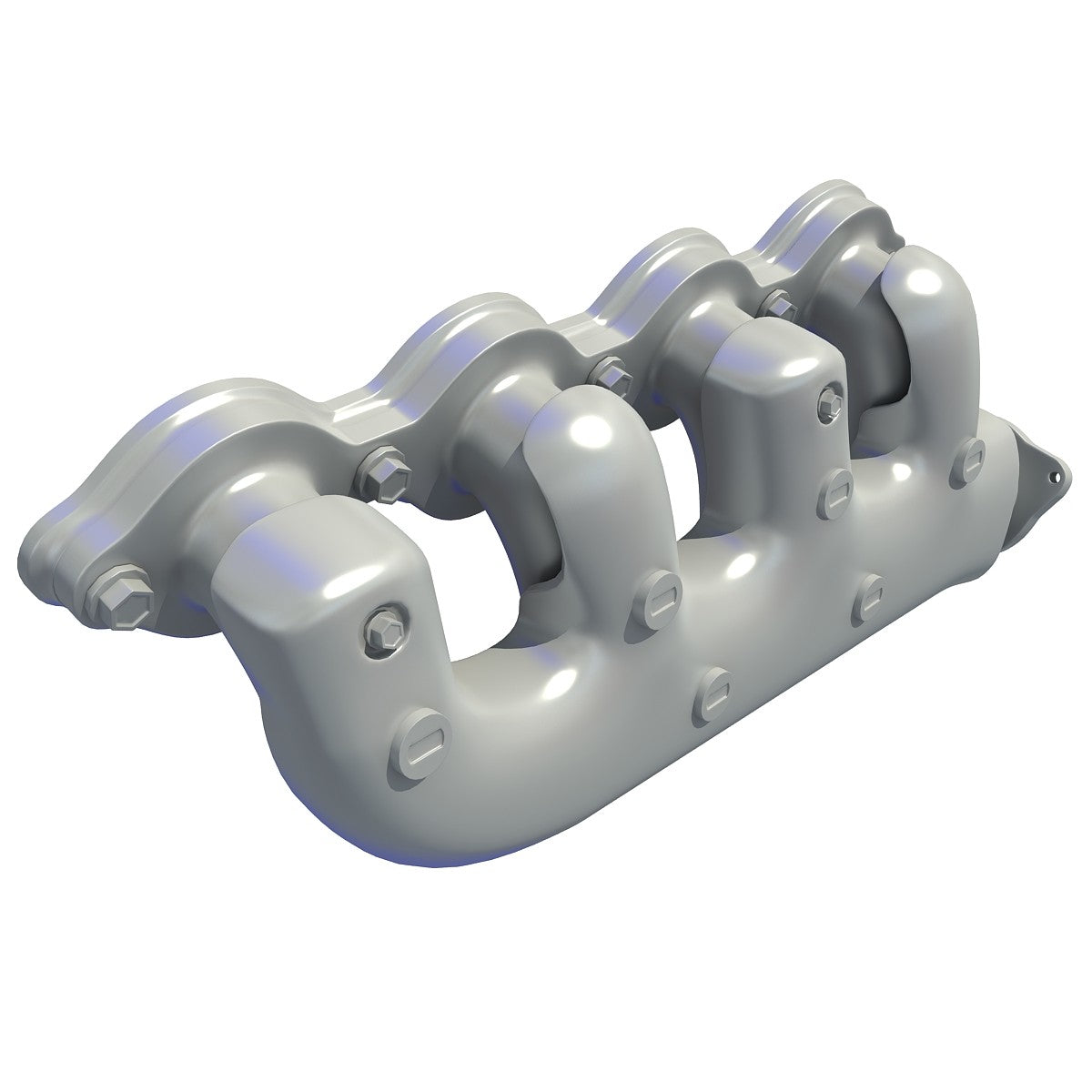 Exhaust Manifolds 3D Model