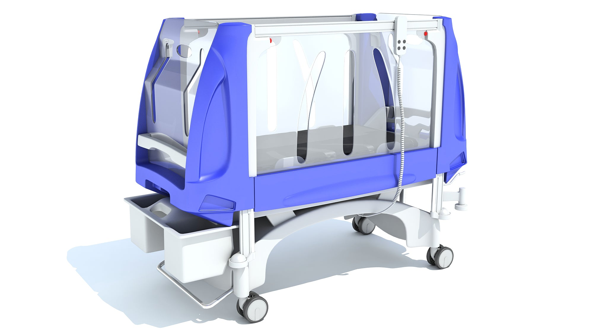 Pediatric Medical Hospital Bed