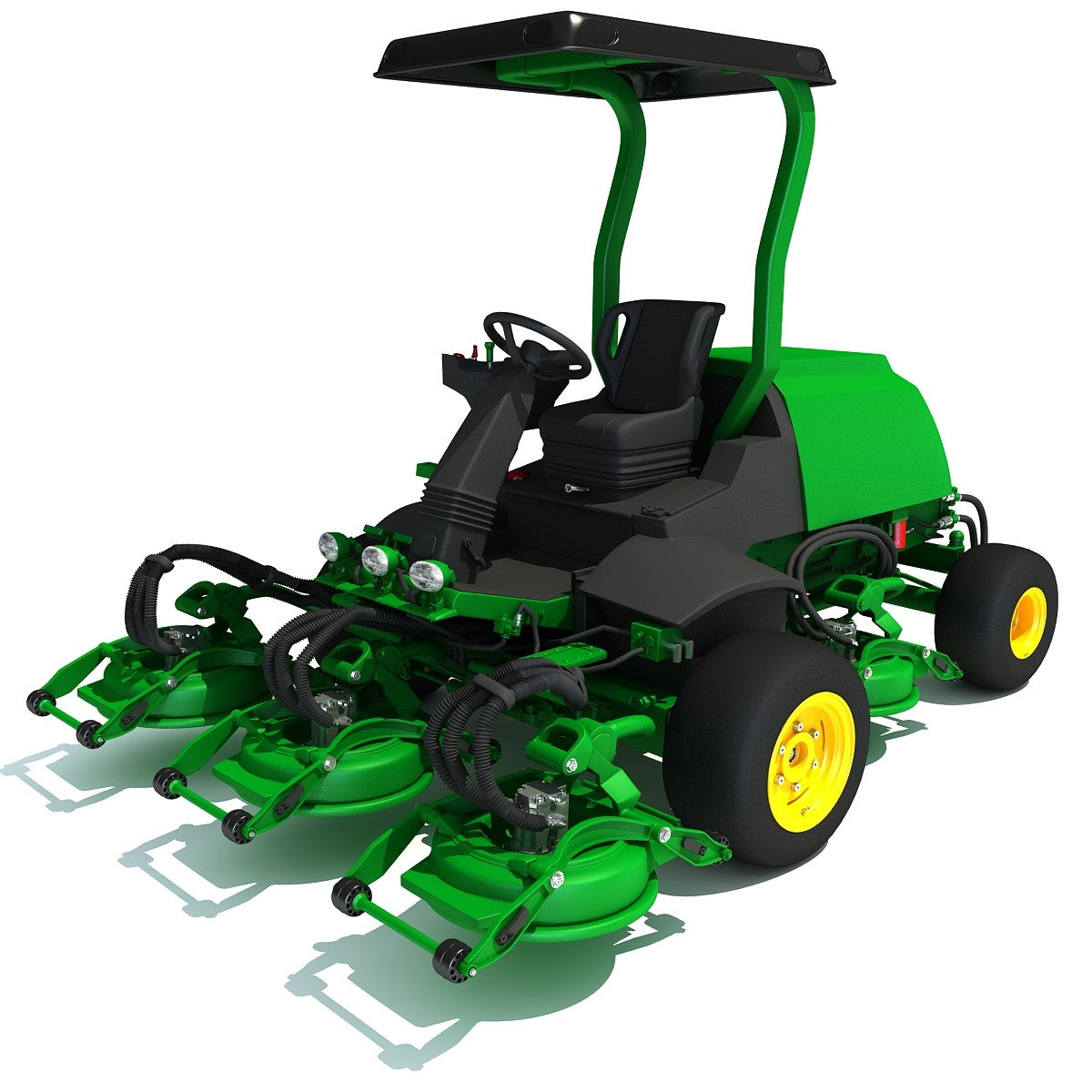 Lawn Mower Terraincut Model