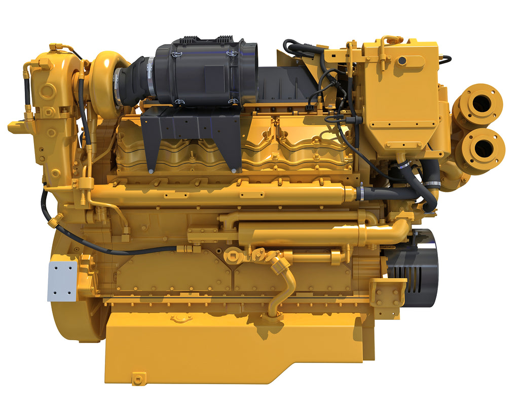 Marine Propulsion Engine