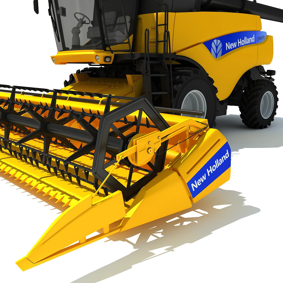 New Holland Combine V2