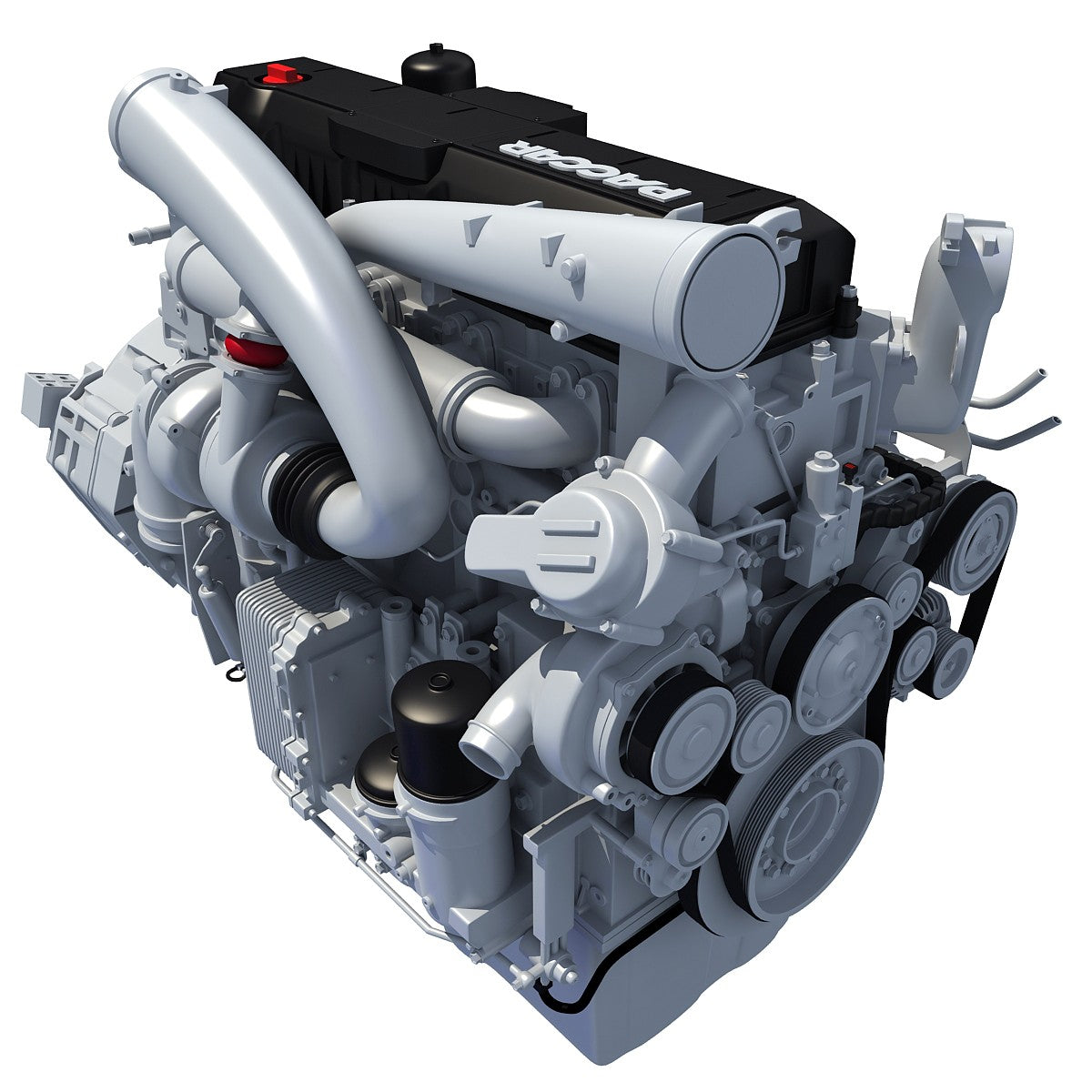 PACCAR MX Truck Engine