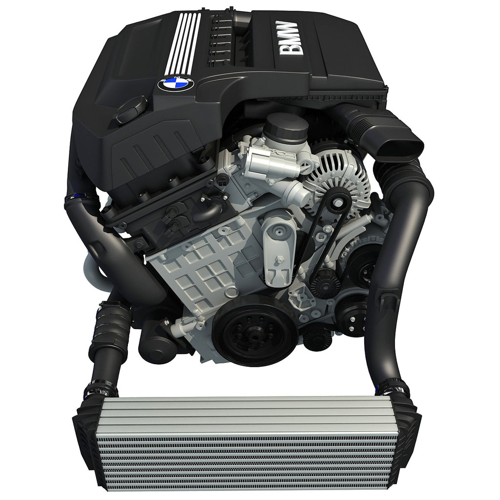 6 Cylinder Petrol Engine Model