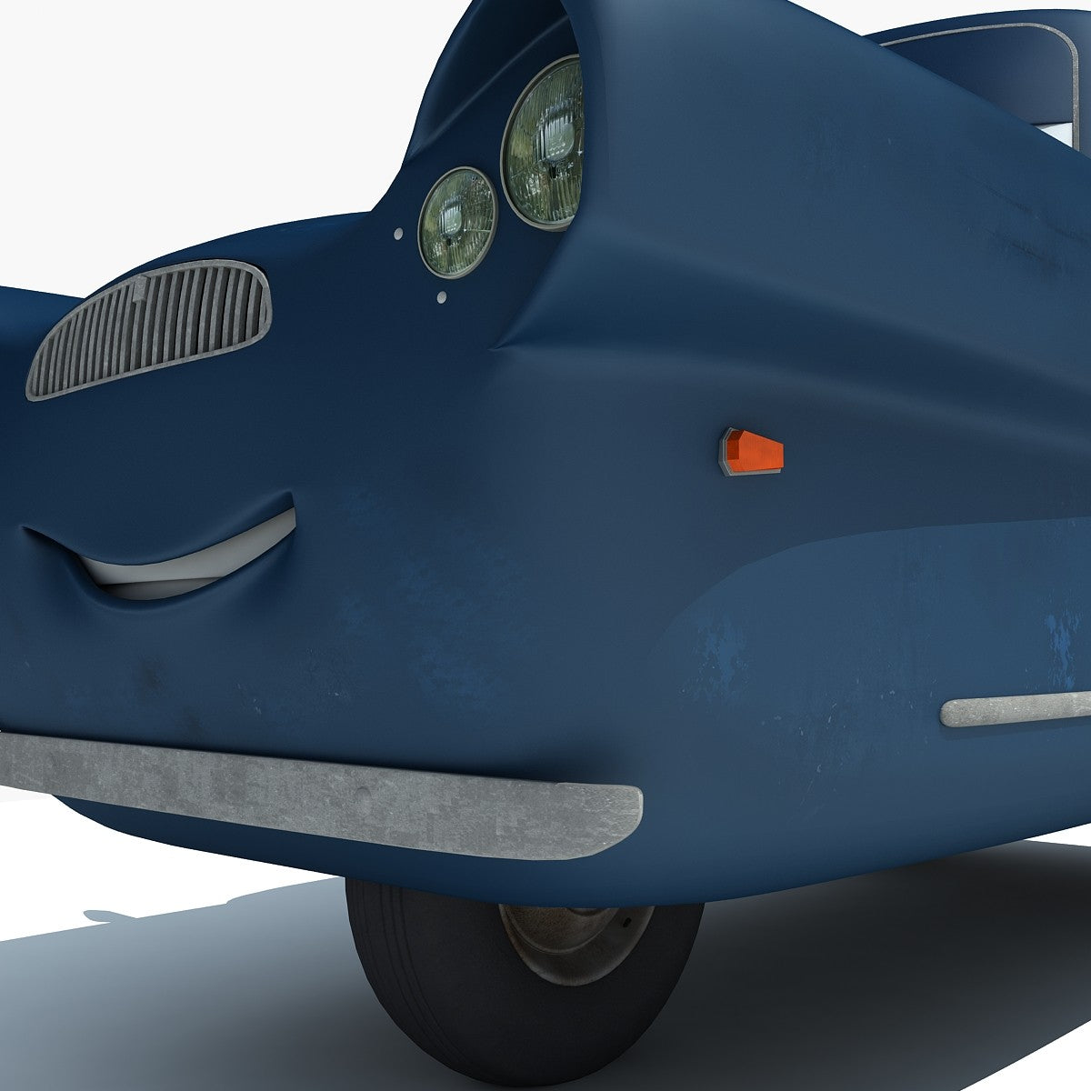 Pixar Walt Disney Cars 2 - Tomber