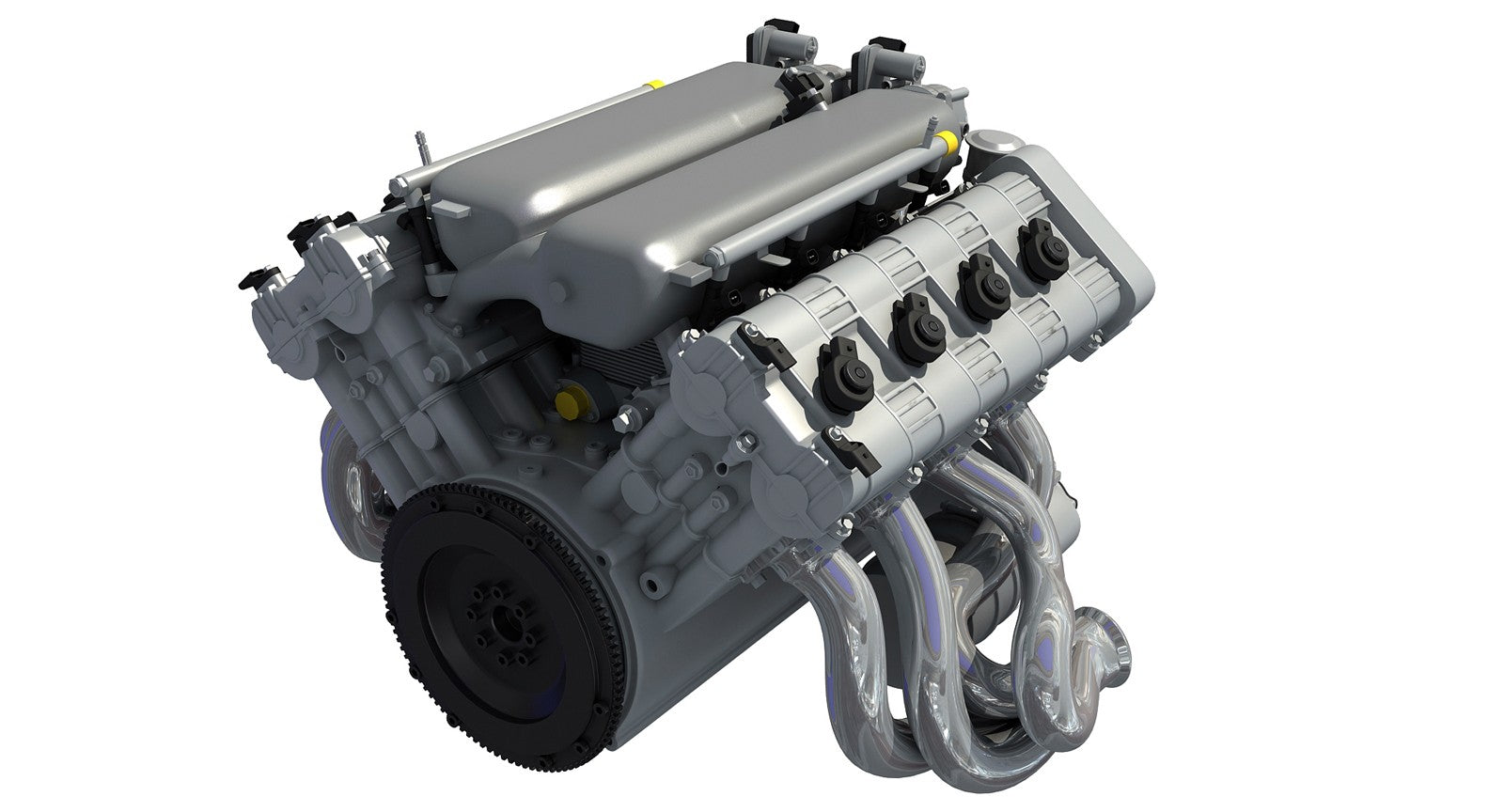 Ruf RGT Engine