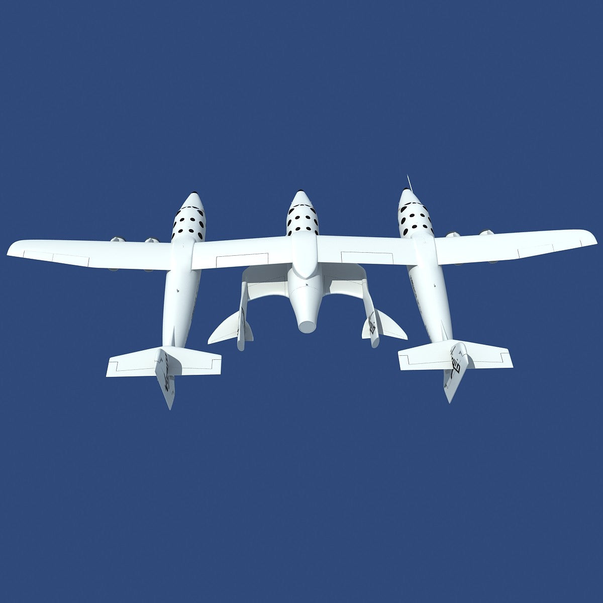 Scaled Composites White Knight Two