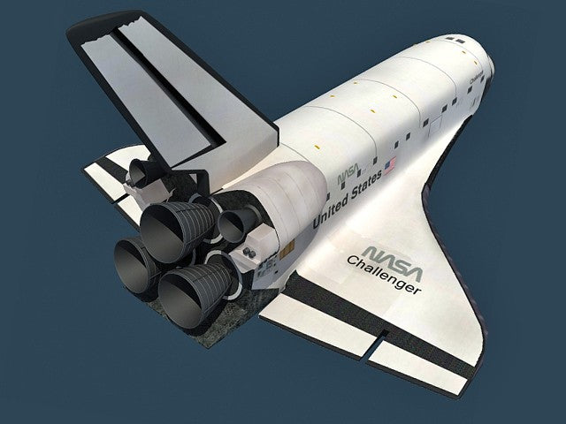 5 Space Shuttles