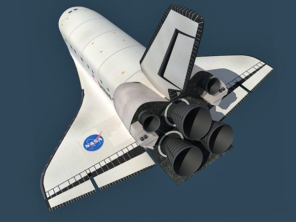 space shuttle columbia animation - photo #25