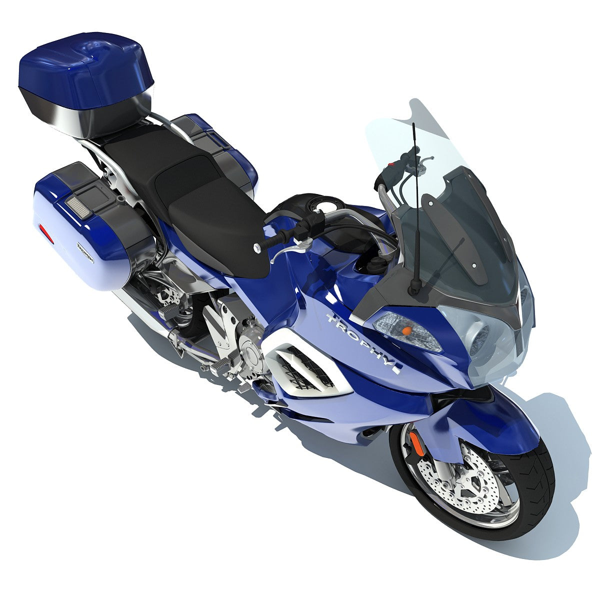 Motorcycles 3D Models