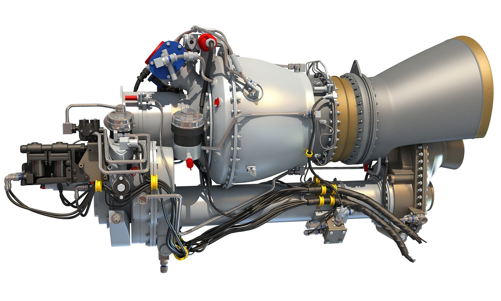 Turbomeca Arriel Turboshaft Engine