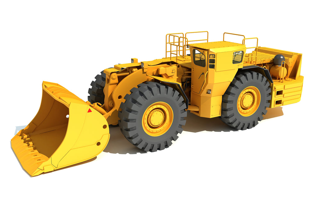 Underground Mining Hard Rock Loader