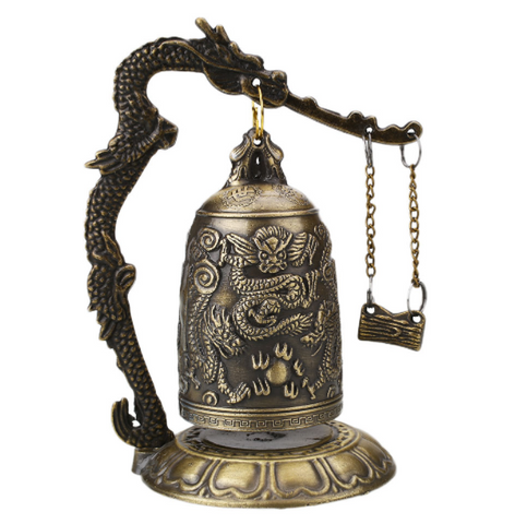 "Cloche Bouddha ""Dragon"""
