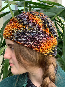 Bonnor Beanie by Carolyn Edgar