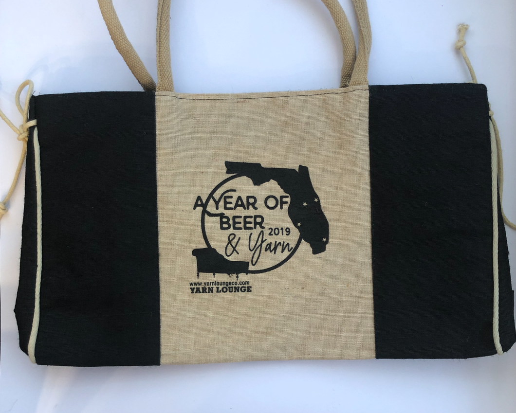 Yarn Lounge 2019 Bag (NO SWAG)
