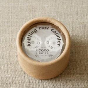 CocoKnits Knitting Row Counter