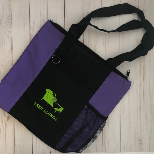 Yarn Lounge Logo Bag
