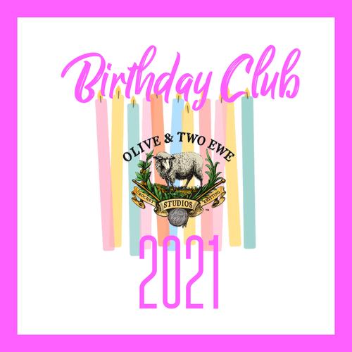 Birthday Yarn Club 2021
