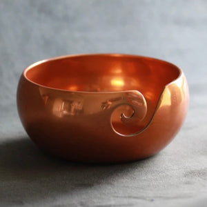 Furls Metal Yarn Bowl