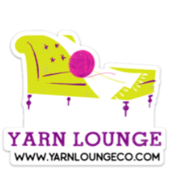 Yarn Lounge Magnet
