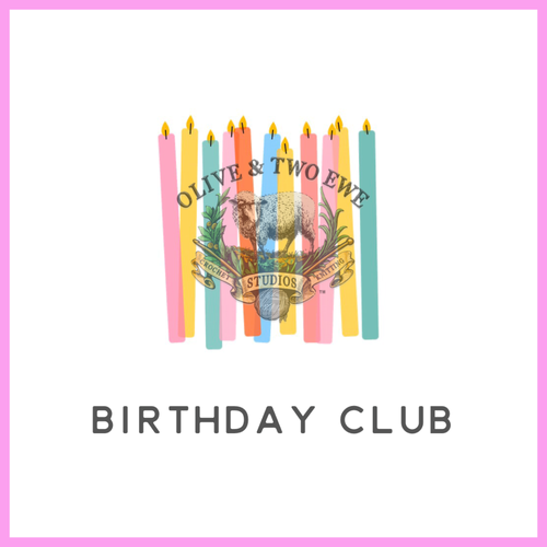 Birthday Yarn Club 2019