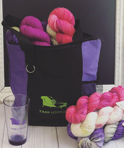 Yarn Lounge Miami Swag Bag