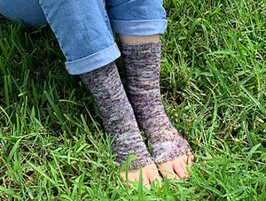 Rocket Socks by Carolyn Edgar