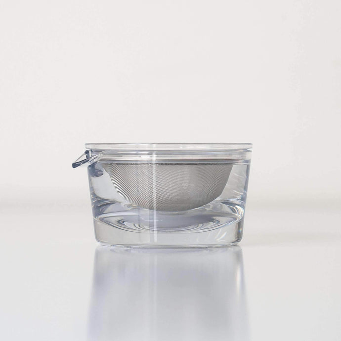 CLEAR TOUMEI KYUSU | 120ml - Zen Wonders Tea