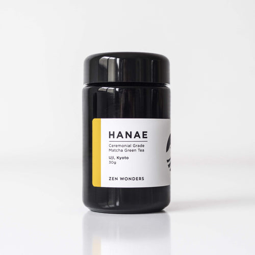 HANAE Ceremonial Matcha - Zen Wonders Tea