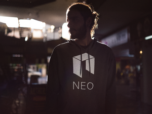 NEO Hoodie, NEO Clothing, Crypto Clothing