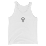 Bitcoin Savior Pendant Tank Top